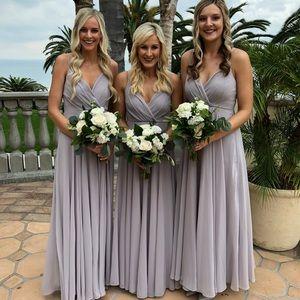All about love light grey maxi dress
